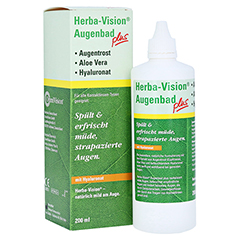 HERBA-VISION Augenbad plus 200 Milliliter
