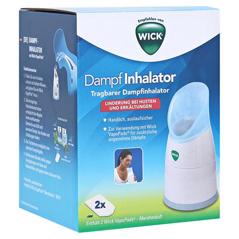 WICK Dampf Inhalator manuell 1 Stück