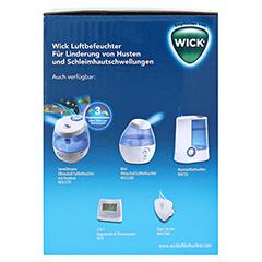 WICK Dampf Inhalator manuell 1 Stück - Rechte Seite