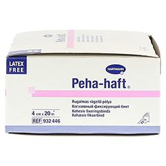 PEHA-HAFT Fixierbinde latexfrei 4 cmx20 m 1 Stück - Linke Seite