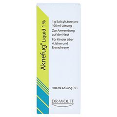 Aknefug-Liquid 1% 100 Milliliter N3 - Vorderseite