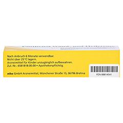 Panthenol Wund- und Heilcreme JENAPHARM 50mg/g 20 Gramm - Unterseite