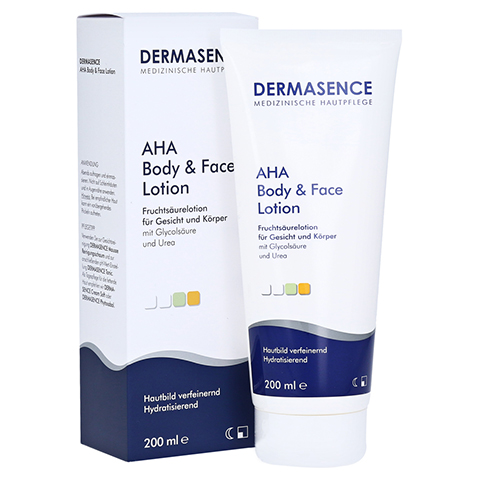 Dermasence AHA body and face Lotion 200 Milliliter
