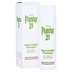 PLANTUR 21 Nutri Coffein Shampoo 250 Milliliter