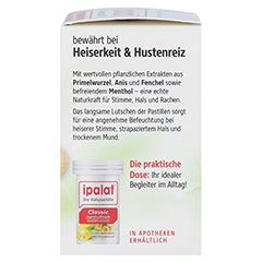 IPALAT Halspastillen classic 40 Stück - Rechte Seite