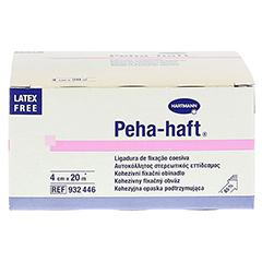 PEHA-HAFT Fixierbinde latexfrei 4 cmx20 m 1 Stück - Unterseite