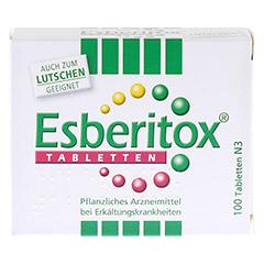 Esberitox Tabletten 100 Stück N3 - Vorderseite