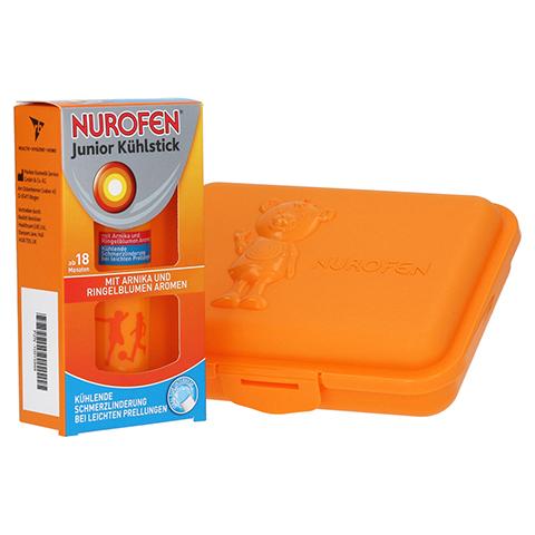 NUROFEN Junior Kühlstick + gratis Nurofen Brotbox 14 Milliliter