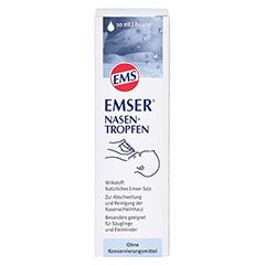 Emser Nasentropfen 10 Milliliter N1 - Vorderseite