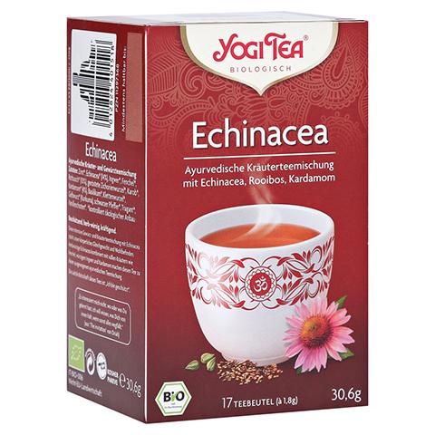 YOGI TEA Echinacea Bio Filterbeutel 17x1.8 Gramm