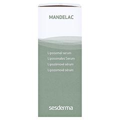 MANDELAC Liposomal Serum 30 Milliliter - Linke Seite