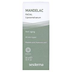 MANDELAC Liposomal Serum 30 Milliliter - Vorderseite