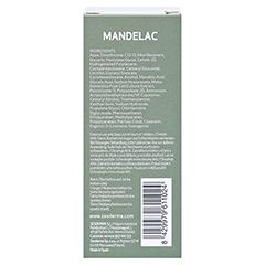 MANDELAC Liposomal Serum 30 Milliliter - Rückseite