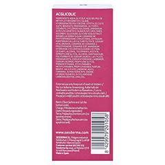ACGLICOLIC Liposomal Serum 30 Milliliter - Rückseite