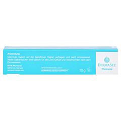 DERMASEL Therapie Totes Meer Nasensalbe 10 Milliliter - Oberseite