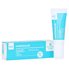 DERMASEL Therapie Totes Meer Nasensalbe 10 Milliliter