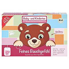 H&S Bio Baby- u.Kindertee Feines Bauchgefühl Fbtl. 20x1.5 Gramm - Vorderseite