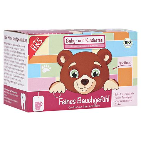 H&S Bio Baby- u.Kindertee Feines Bauchgefühl Fbtl. 20x1.5 Gramm