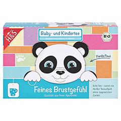 H&S Bio Baby- u.Kindertee Feines Brustgefühl Fbtl. 20x1.2 Gramm - Vorderseite