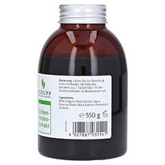 Eichenrinden Extrakt 550 Gramm - Linke Seite