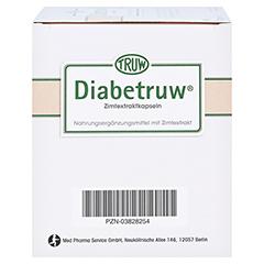 Diabetruw Zimtkapseln 180 Stück - Linke Seite