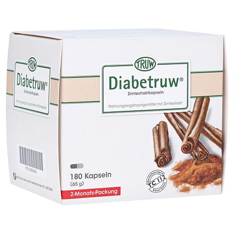 Diabetruw Zimtkapseln 180 Stück