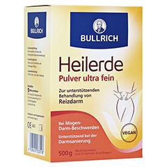 Bullrichs Heilerde Pulver zum Einnehmen und Auftragen 500 Gramm