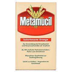 Metamucil kalorienarm Orange Sachets 30x5.8 Gramm N2 - Vorderseite