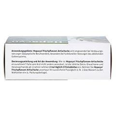 Hepacyn Frischpflanzen-Artischocke 120 Stück - Oberseite