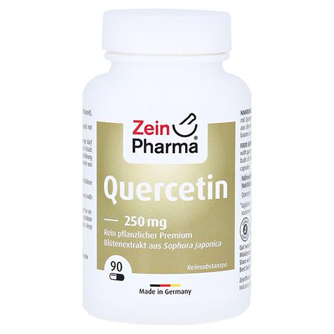 Quercetin Kapseln 250 mg 90 Stück