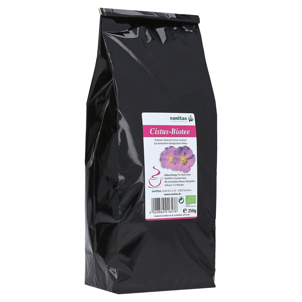cistus-bio-tee-250-gramm