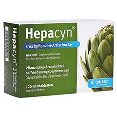 Hepacyn Frischpflanzen-Artischocke 120 Stück