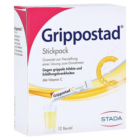 Grippostad C Stickpack 12 Stück