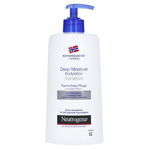 Neutrogena Norwegische Formel für Deep Moisture Bodylotion 400 Milliliter