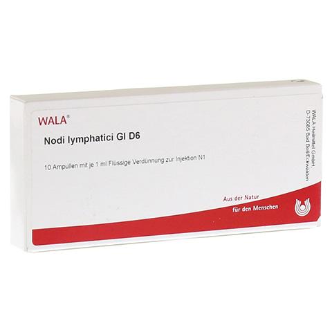 NODI LYMPHATICI GL D 6 Ampullen 10x1 Milliliter N1