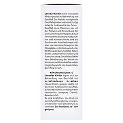 LENODIAR Kinder Granulat 12 Stück - Linke Seite