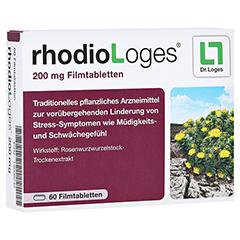 RHODIOLOGES 200 mg Filmtabletten 60 Stück