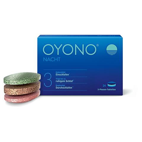 OYONO Nacht Tabletten 24 Stück