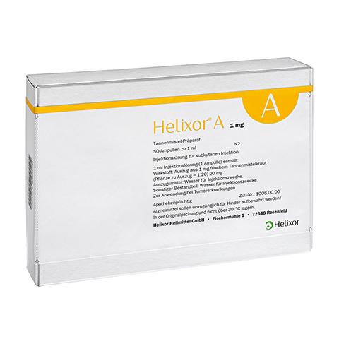 HELIXOR A Ampullen 1 mg 50 Stück N2