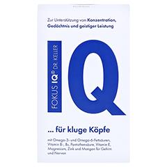 FOKUS IQ Dr.Keller Kapseln 120 Stück - Vorderseite