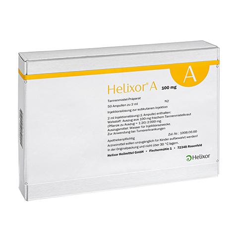 HELIXOR A Ampullen 100 mg 50 Stück N2