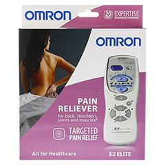 OMRON E2 Elite TENS Gerät 1 Stück - Vorderseite