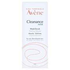 Avène Cleanance MASK Peeling Maske 50 Milliliter - Vorderseite
