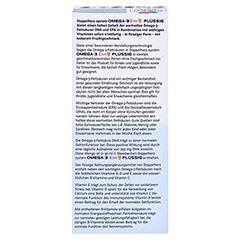 Doppelherz system Omega-3 Family flüssig mit Fruchtgeschmack 250 Milliliter - Rückseite