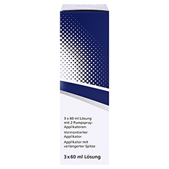 MINOXICUTAN Männer 50 mg/ml Spray 3x60 Milliliter - Rechte Seite