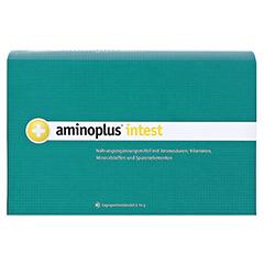AMINOPLUS intest Portionsbeutel 30x14 Gramm - Vorderseite