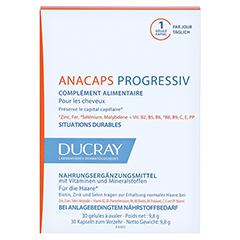 Ducray Anacaps Progressiv Kapseln 30 Stück - Vorderseite