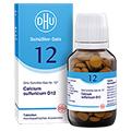 BIOCHEMIE DHU 12 Calcium sulfuricum D 12 Tabletten 200 Stück N2