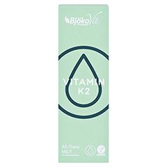 VITAMIN K2 MK7 all-trans 100 µg vegan Tropfen 20 Milliliter - Vorderseite