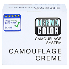 DERMACOLOR Camouflage Creme D57 30 Gramm - Vorderseite